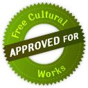 Free cultural works gaileta berdea