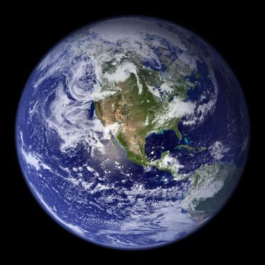 kanika urdina Blue Marble NASA 1972